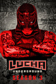 Streaming Lucha Underground poster