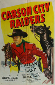 Carson City Raiders Juliste