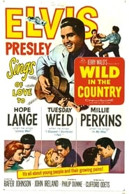 Watch Wild in the Country (1961)