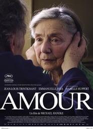 Locandina del film Amour