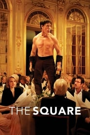 The Square (2017) DVDRip x264 900MB Ganool
