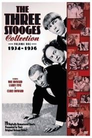 Three Stooges Collection Volume One 1934-1936