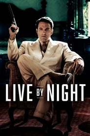 Live by Night movie poster