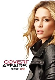 Covert Affairs streaming vf poster