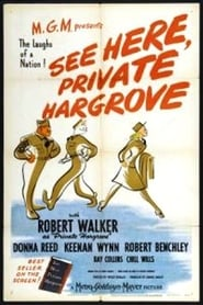 Affiche de Film See Here, Private Hargrove