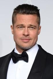 Foto retrato Brad Pitt