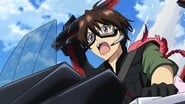 Cross Ange: Rondo of Angels and Dragons saison 1 episode 13
