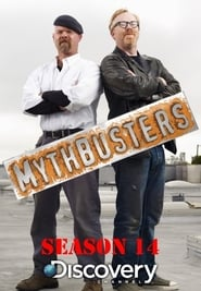 Streaming MythBusters poster