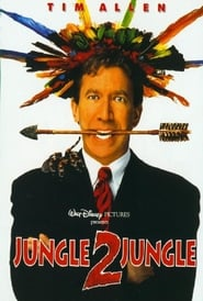 Jungle 2 Jungle locandina