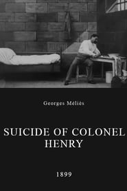 Suicide of Colonel Henry