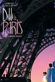 Dilili à Paris Poster
