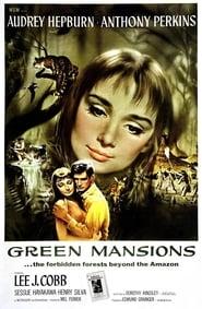 Green Mansions affisch