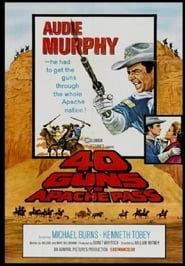 40 Guns to Apache Pass affisch
