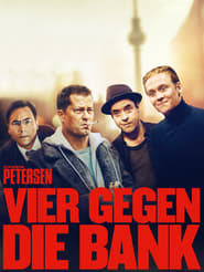 Four Against the Bank Poster