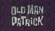Old Man Patrick