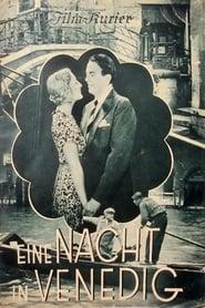 Eine Nacht in Venedig (1934)