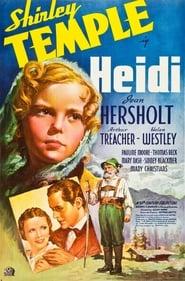 Heidi affisch