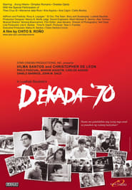 Dekada '70 Full Movie