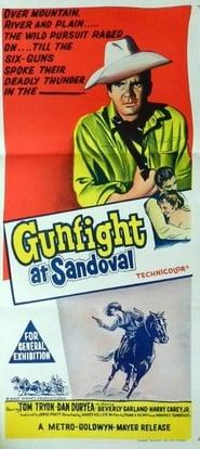 Gundown at Sandoval (1959)