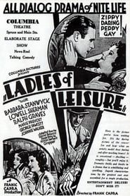 poster do Ladies of Leisure