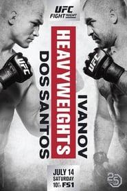 UFC Fight Night 133: dos Santos vs. Ivanov