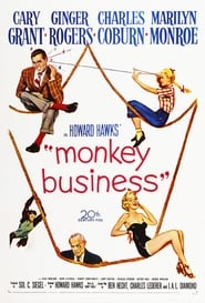 Monkey Business Juliste
