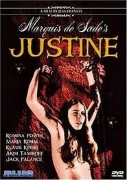 Marquis de Sade: Justine affisch