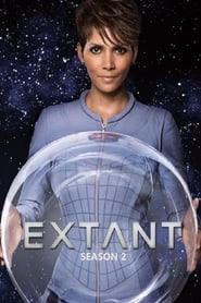 Streaming Extant poster