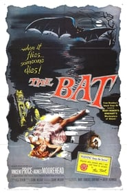poster do The Bat