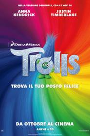 Trolls (2017) Film poster