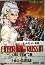Plakat Catherine of Russia