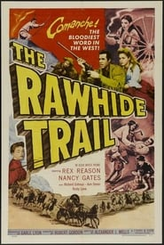 The Rawhide Trail Juliste
