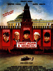 Twist again à Moscou Film Plakat
