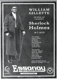 Sherlock Holmes affisch