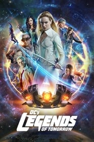 DC's Legends of Tomorrow staffel 4 deutsch stream poster