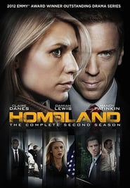Homeland 2ª Temporada (2012) Blu-Ray 720p Download Torrent Dub e Leg