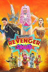 Gandarrapiddo! The Revenger Squad
