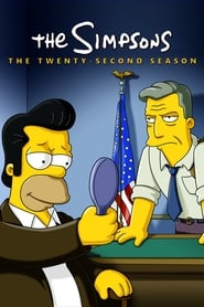 The Simpsons - Season 23 Episode 2 : Bart Stops to Smell the Roosevelts Season 22