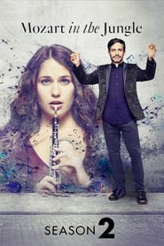 Mozart in the Jungle saison 2 streaming vf