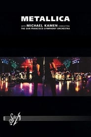 Metallica: S&M 1999 movie poster