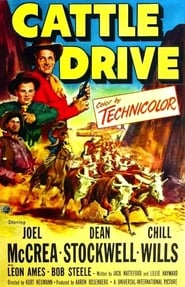 Cattle Drive film streaming