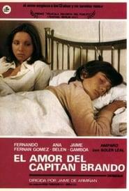 El amor del capitán Brando affisch