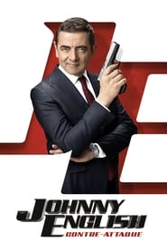 Johnny English Contre-Attaque Poster