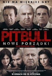Pitbull. New Order Film Plakat