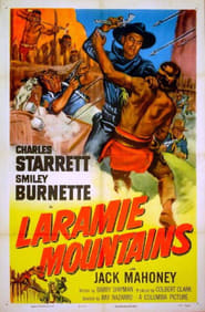 Laramie Mountains Film Plakat