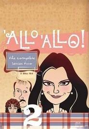 'Allo 'Allo! - Season 2