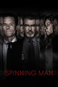 Spinning Man (2018) 720p WEB-DL 700MB Ganool