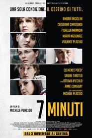 7 minuti (2017) Film poster