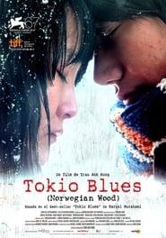 Rinko Kikuchi actuacion en Tokio Blues (Norwegian Wood)