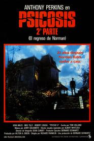 Psicosis II El regreso de Norman Película DVDrip Latino